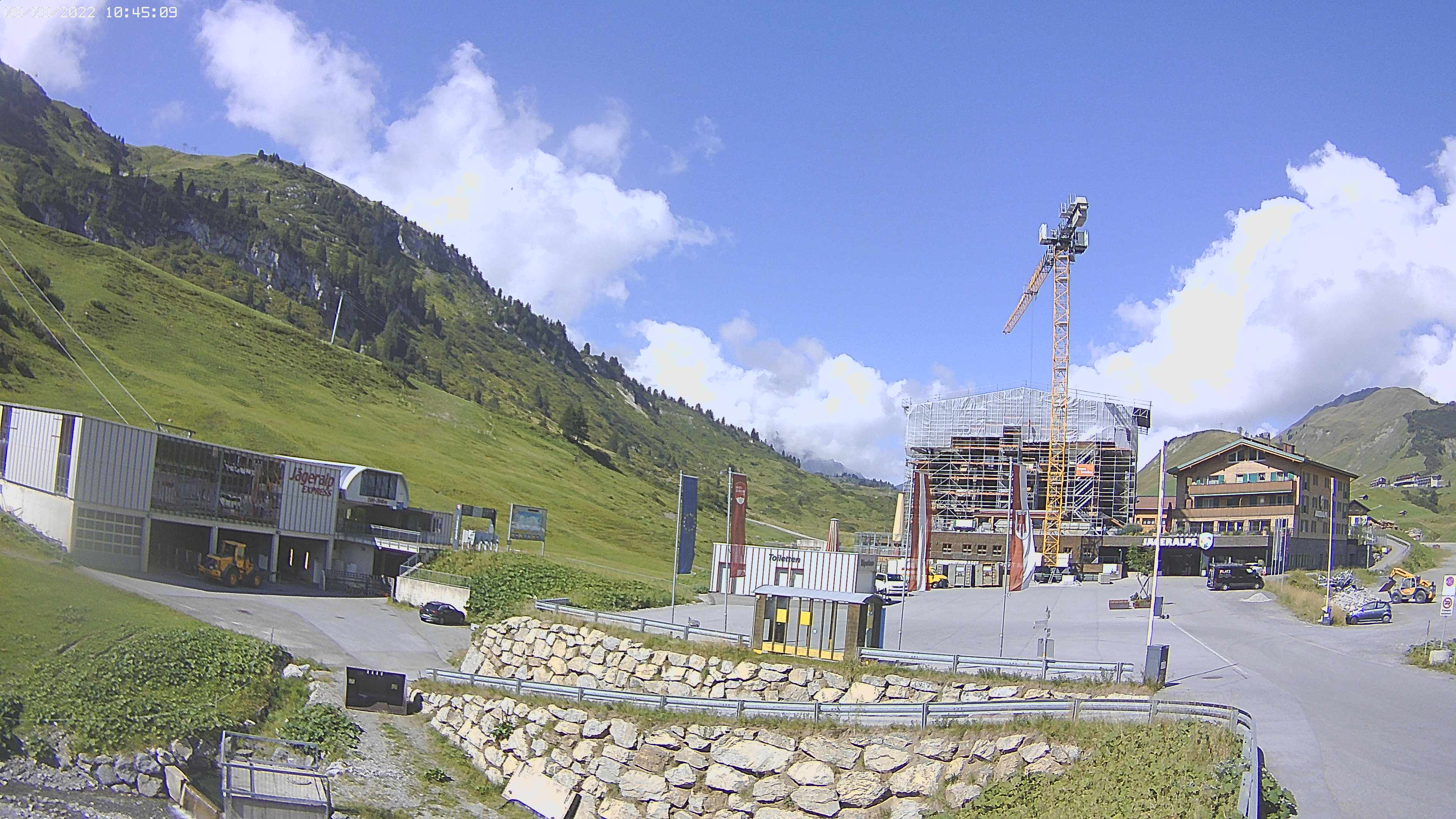 Webcam Jägeralp Express