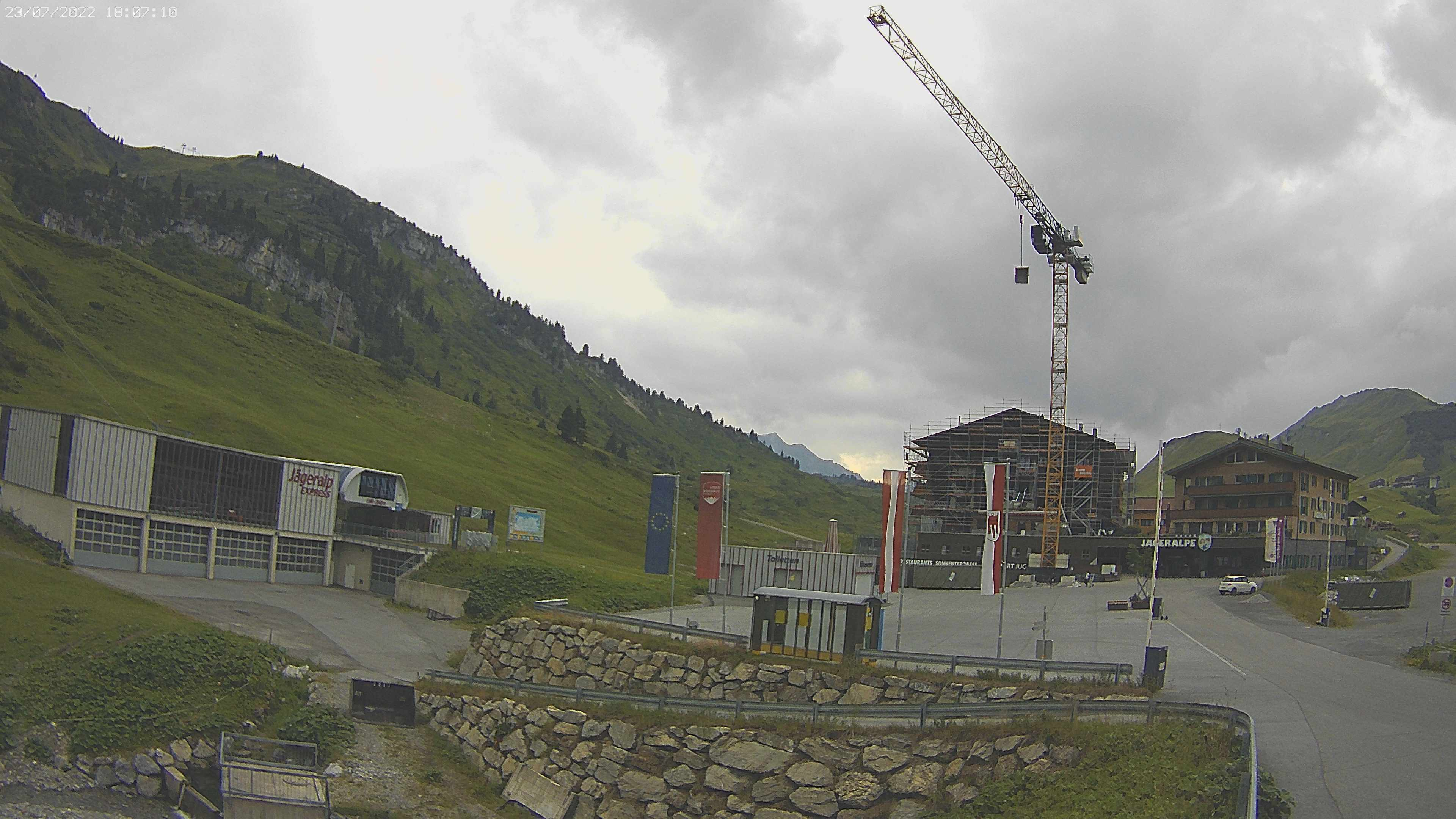 Webcam Jägeralp-Express